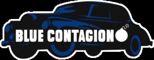 Blue Contagion Logo